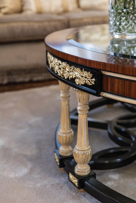 Classico Round Coffee Table