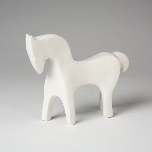 Global Views Horse Sculptures