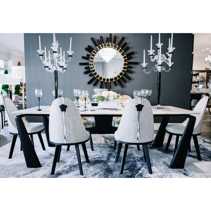 Versace Home VM11 6 Dining Chairs Floor Sample
