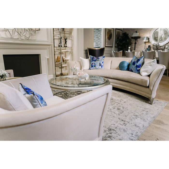Caracole Bend The Rules Sofa Set Floor Sample