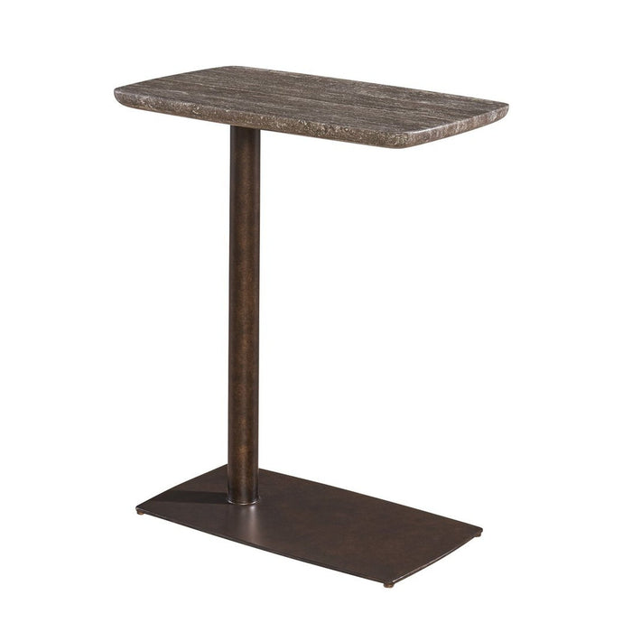 Marge Carson Eclipse Chairside Table