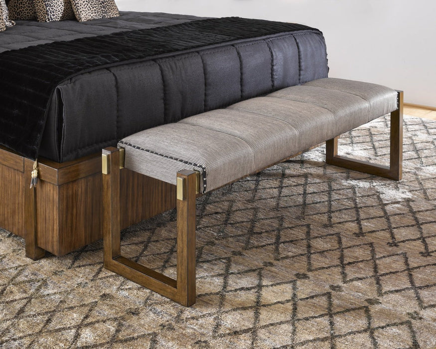 Marge Carson Equinox Bench