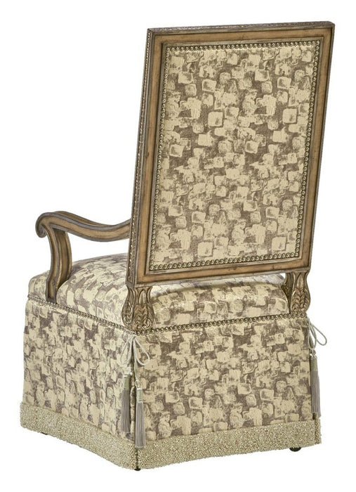 Marge Carson Grand Traditions Arm Chair GRT46-2