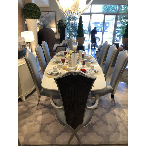 CG - Dinning Room Set (8chairs) (1table)