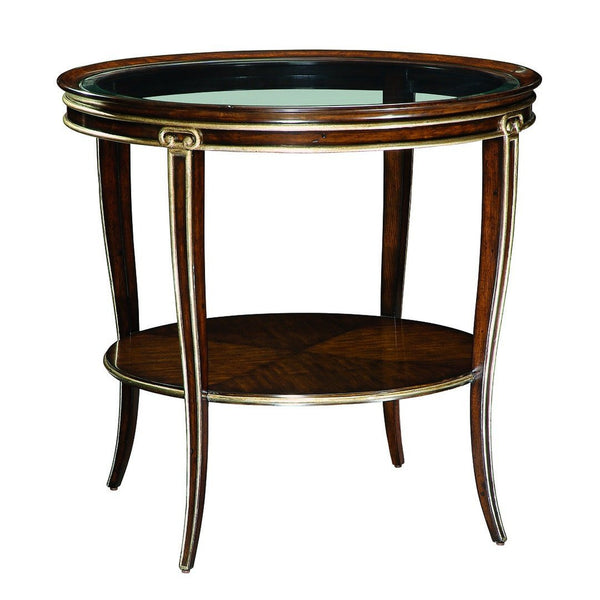 Marge Carson Ionia Side Table