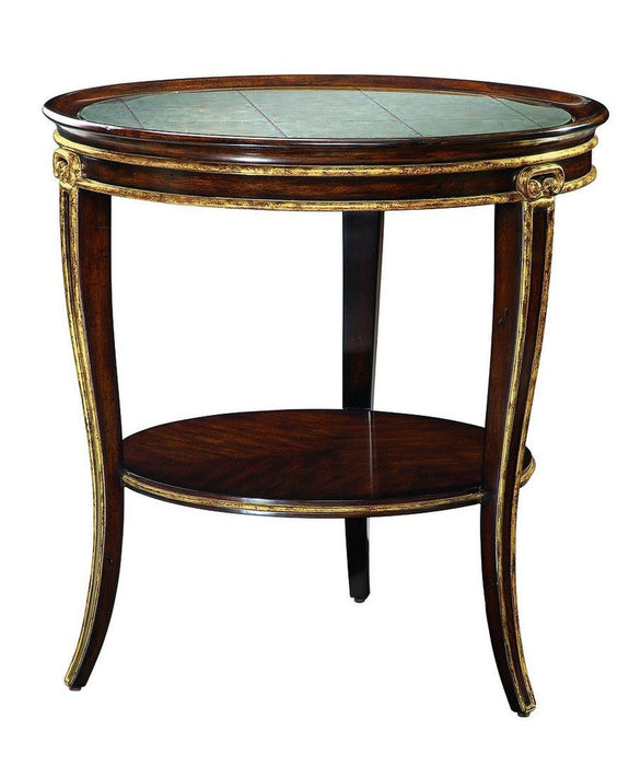 Marge Carson Ionia Chairside Table
