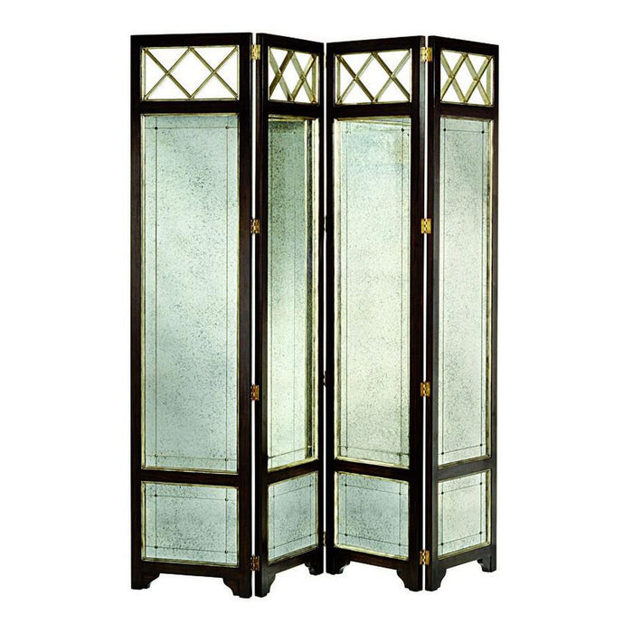 Marge Carson Ionia Four Panel Screen