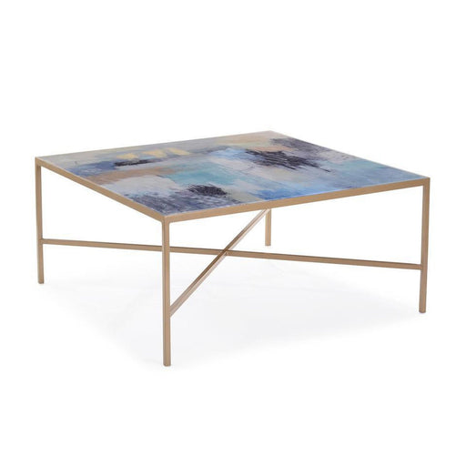 John Richard Susan Godwin's Miles Apart Occasional Table