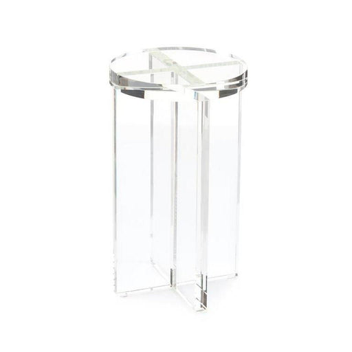 John Richard Crystal Martini Side Table
