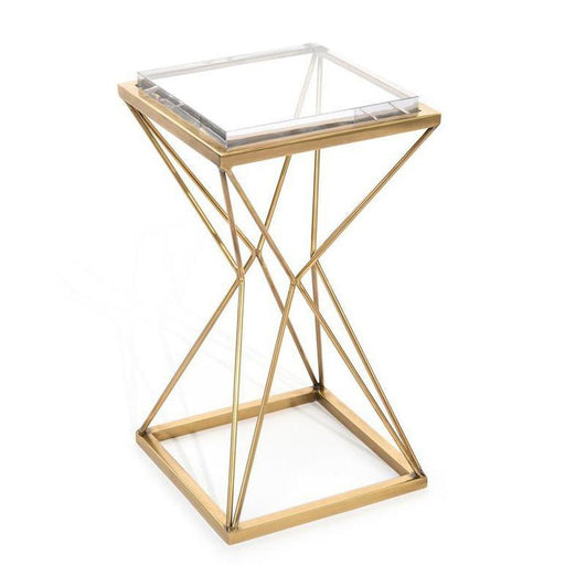 John Richard Geometric Martini Table