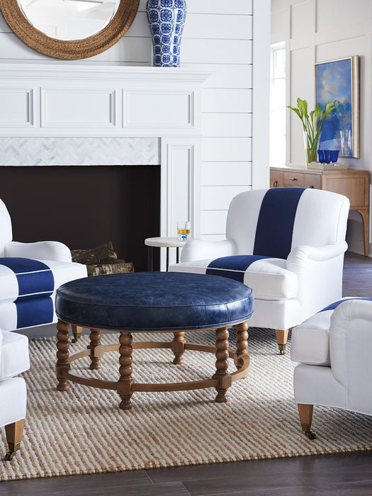 Barclay Butera Upholstery Naples Cocktail Ottoman