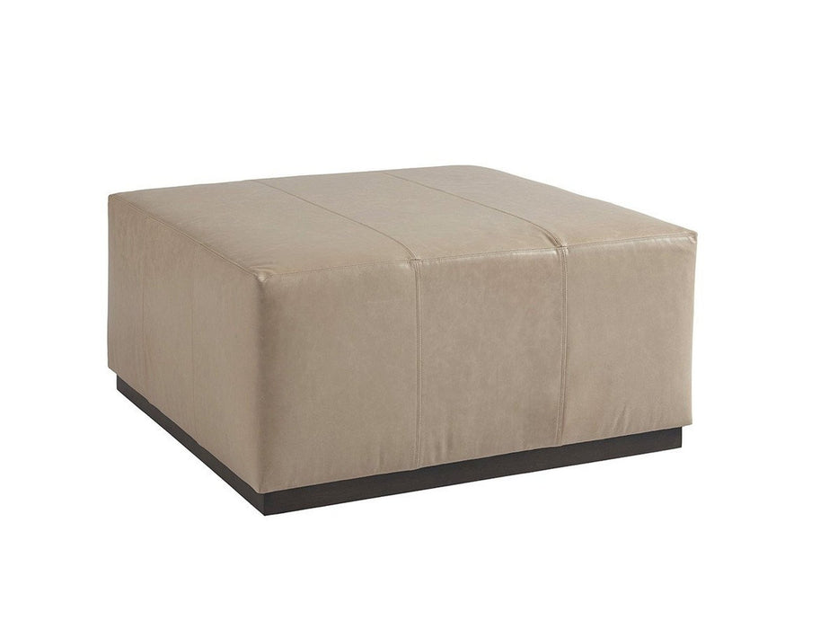 Barclay Butera Upholstery Clayton Cocktail Ottoman