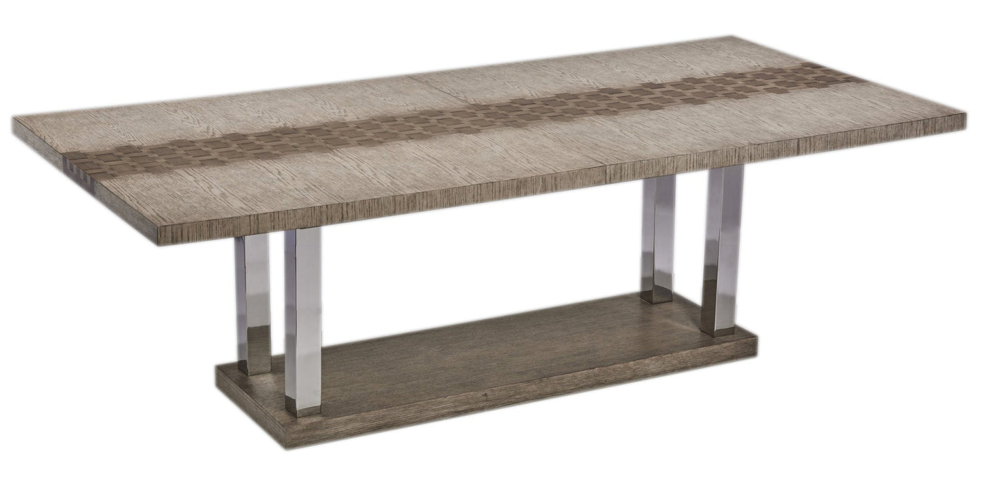 Marge Carson Palms Dining Table