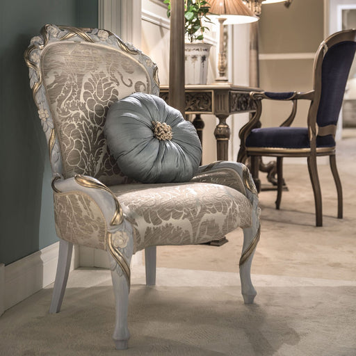 Italian Heritage Rose Chair