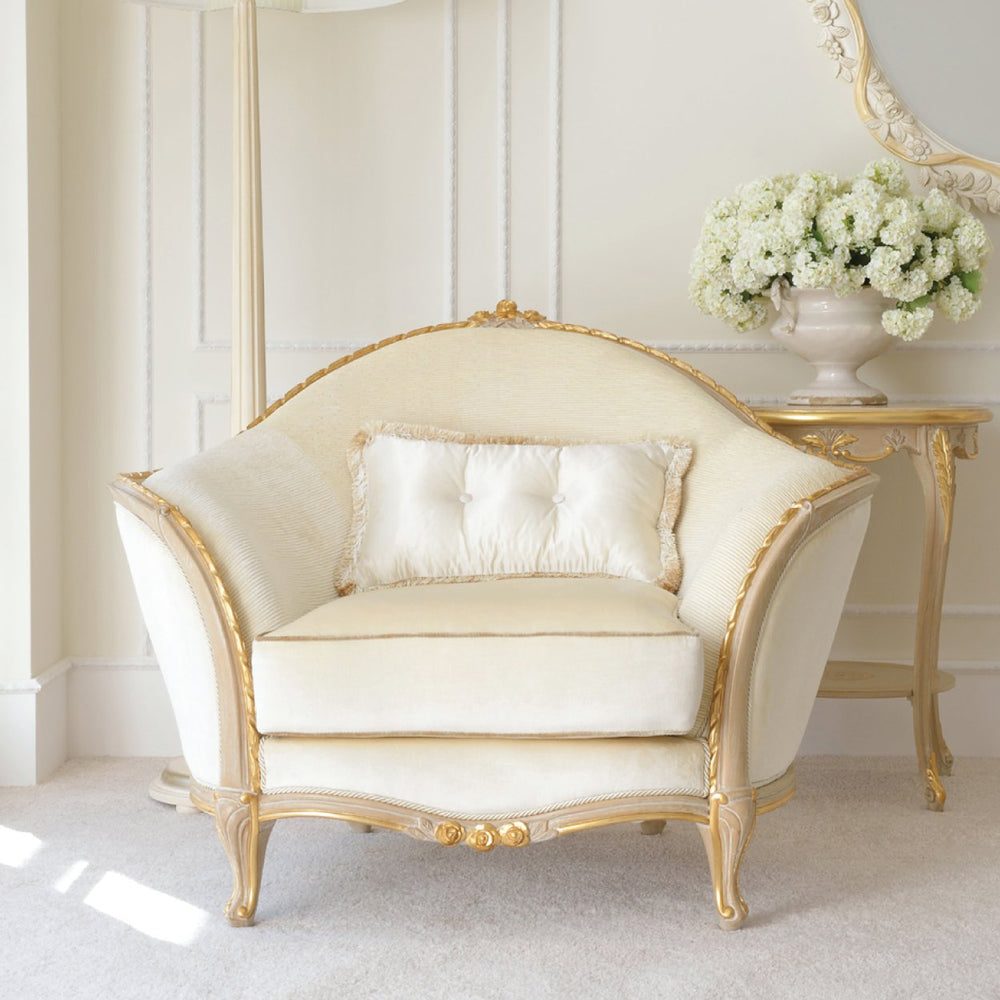 Italian Heritage Bow Chair