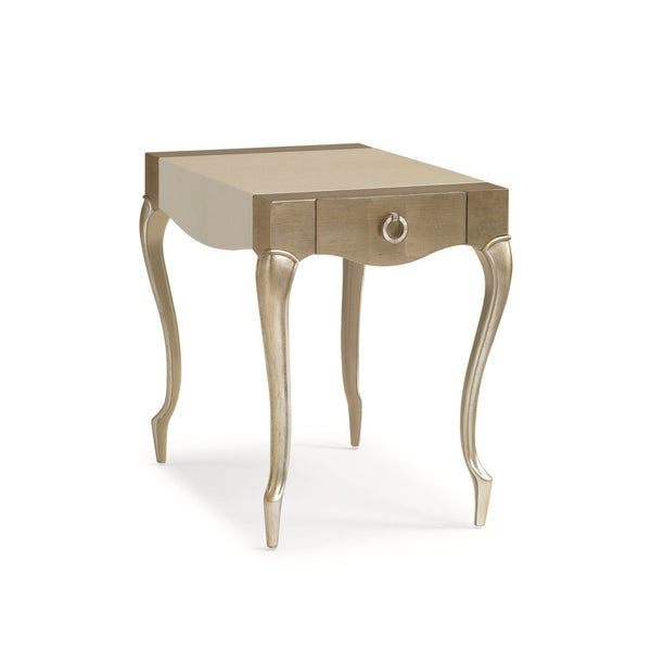 French-y Side Table