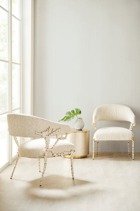 Caracole Upholstery Glimmer Of Hope Chair