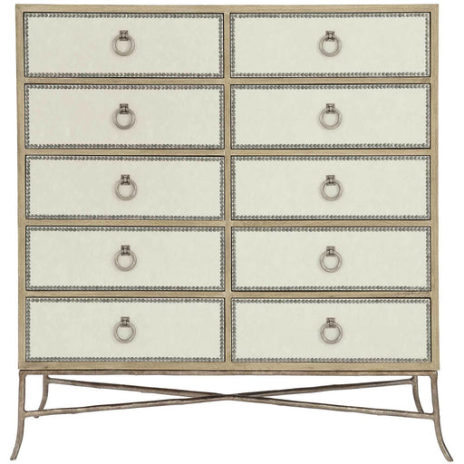Bernhardt Rustic Patina Tall Chest 119