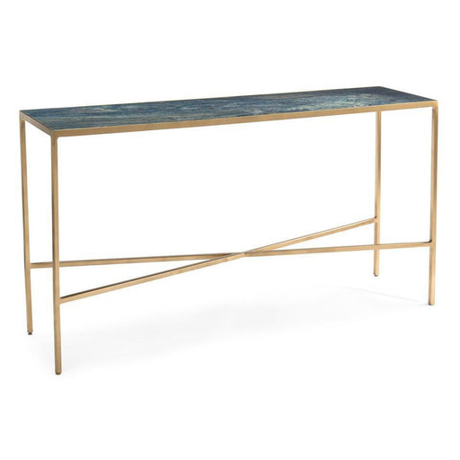 John Richard  Shaye Rawson's Pavo Sofa Table