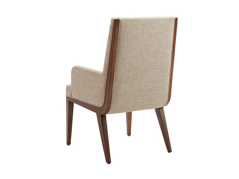 Lexington Kitano Marino Upholstered Arm Chair