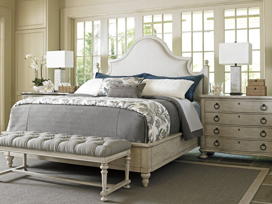 Lexington Oyster Bay Arbor Hills Upholstered Bed