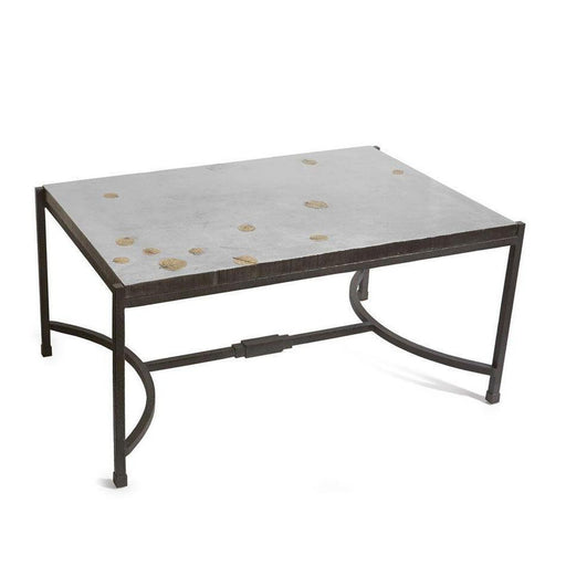 Michael Aram Fallen Leaves Coffee Table