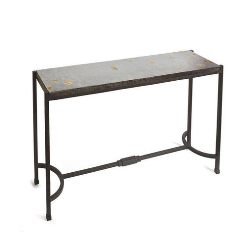 Michael Aram Fallen Leaves Console Table