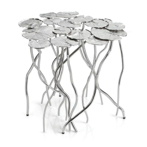 Michael Aram Lily Pad Accent Table