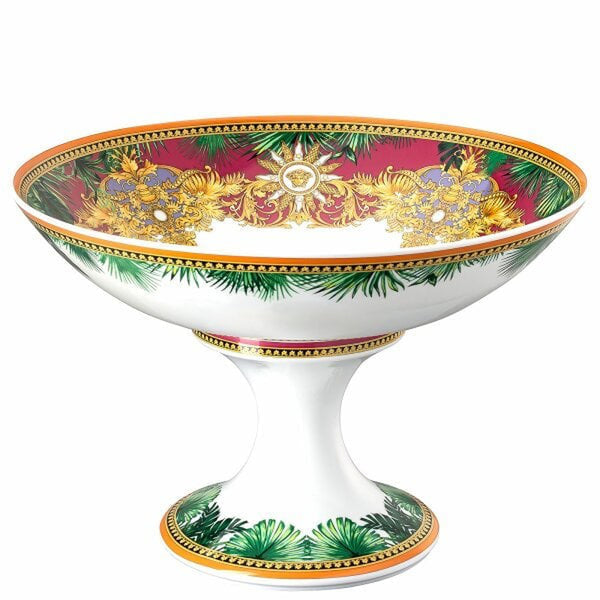 Versace Jungle Animalier - Bowl (Footed) 13 1/2''