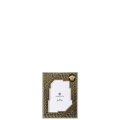 "Versace Picture Frame - VHI Black 3.5"" x 5"""