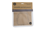 Medium Flat Pocket Pouch