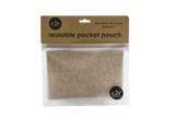 Large Pocket Pouch with Gusset