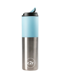 Plastic and Stainless Steel Bottle