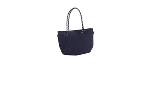 Panelled Mini Tote