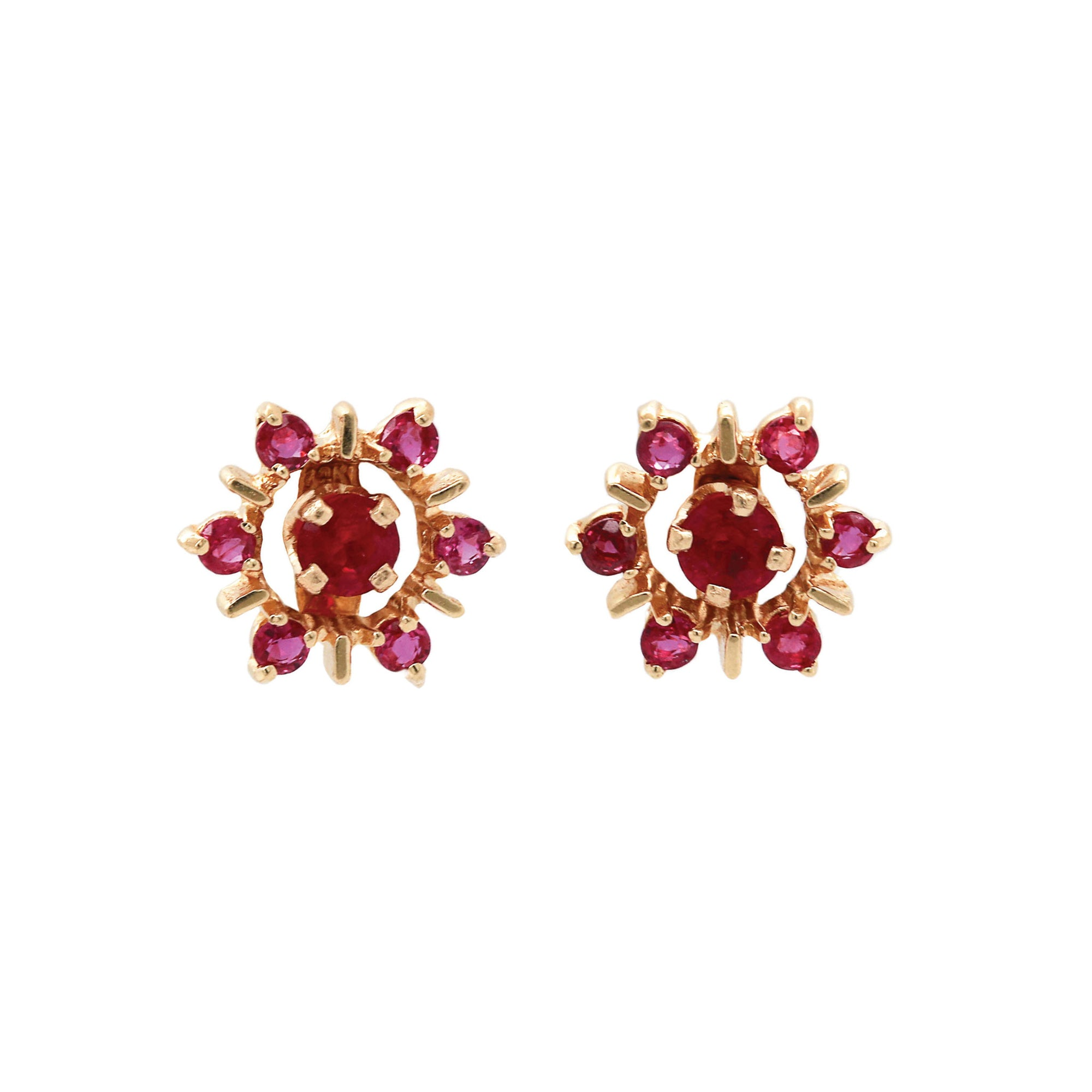 Ruby Convertible Earring Jackets