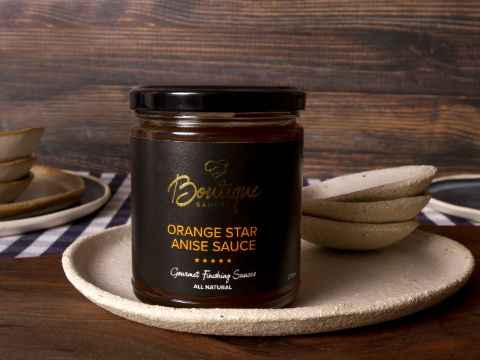 Orange Star Anise Sauce - Butcher Toowoomba