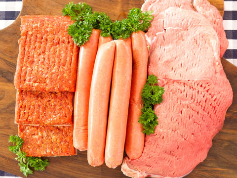 BBQ Meat Tray $20
