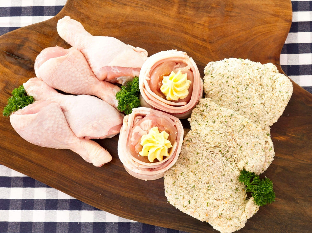 Meat Tray Chicken $20