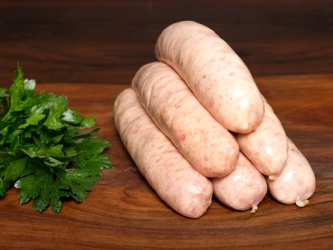 Pork Sausages made by your Toowoomba Butcher