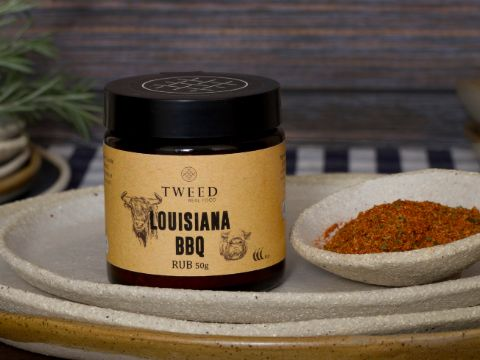 BBQ Rub from your local butcher