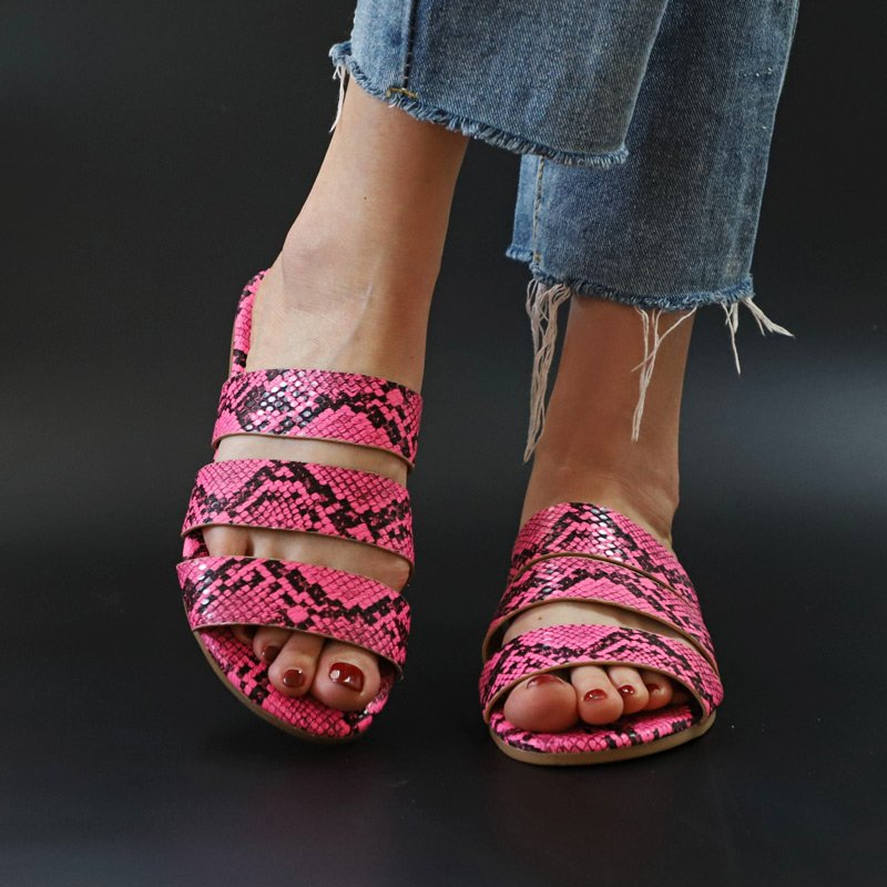 Women Casual Summer Beach Open Toe Sandals