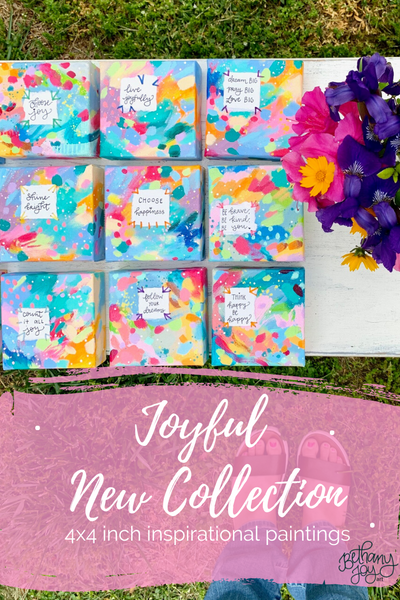 Joyful New Painting Collection