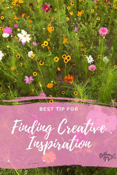 My Favorite Way to Seek Creative Inspiration