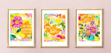 Load image into Gallery viewer, Sunshine Joy Bouquet 8.5x11 inch art print