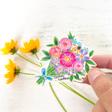 Load image into Gallery viewer, Choose Kindness Bouquet- May Sticker of the Month