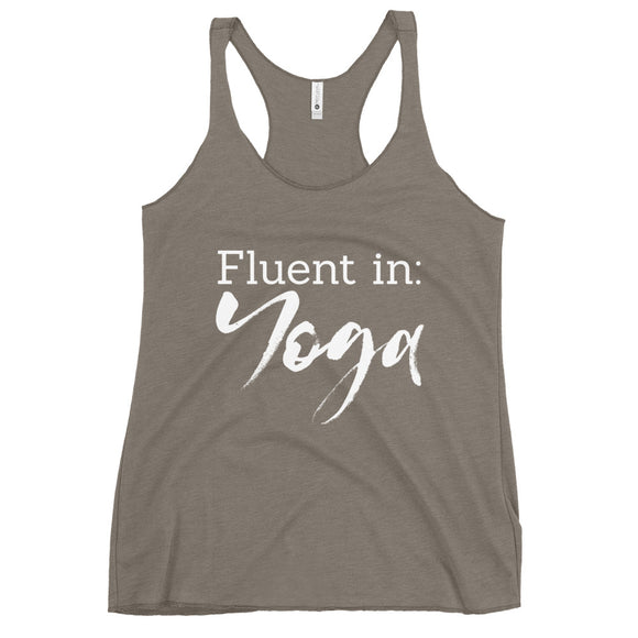 Fluent In Yoga
