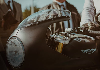 More Than A Ride... <br>The Distinguished Gentleman's Ride