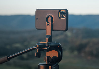 Best iPhone Tripod Mount