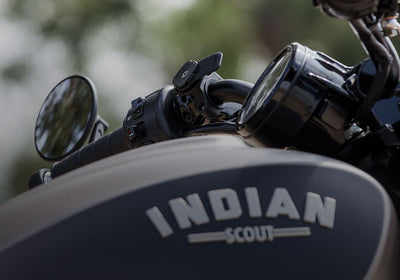 Best Smartphone Mount for Indian Scout Motorcycle