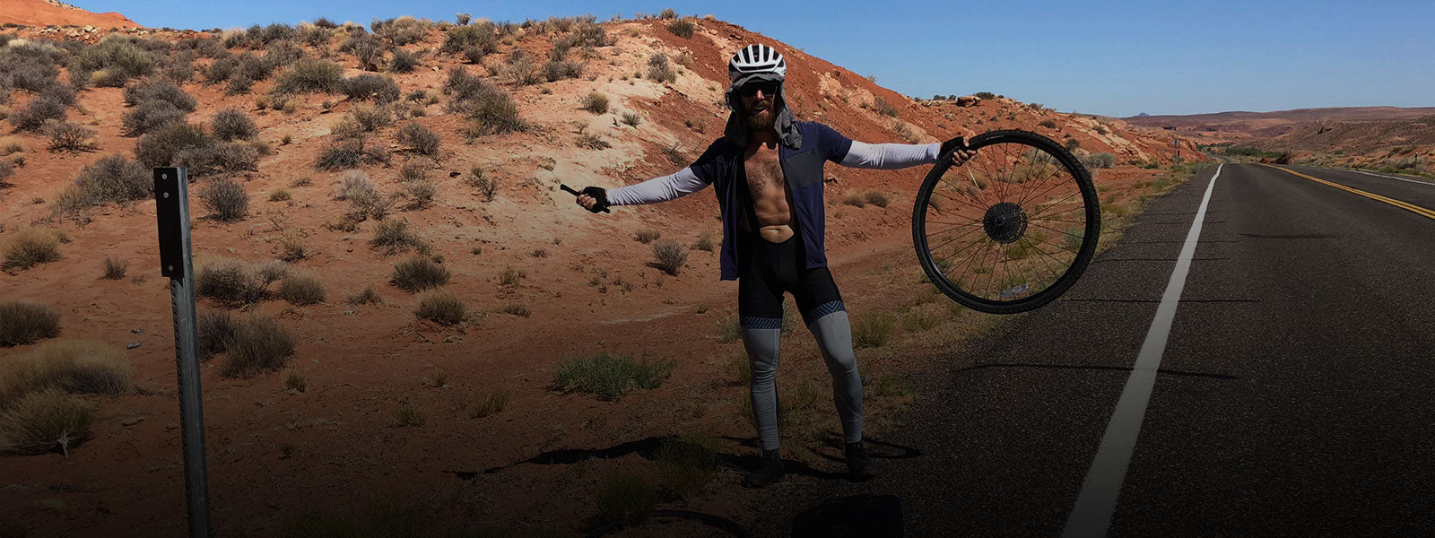 Stoutabout - Cross Country Cycling Adventures In The USA